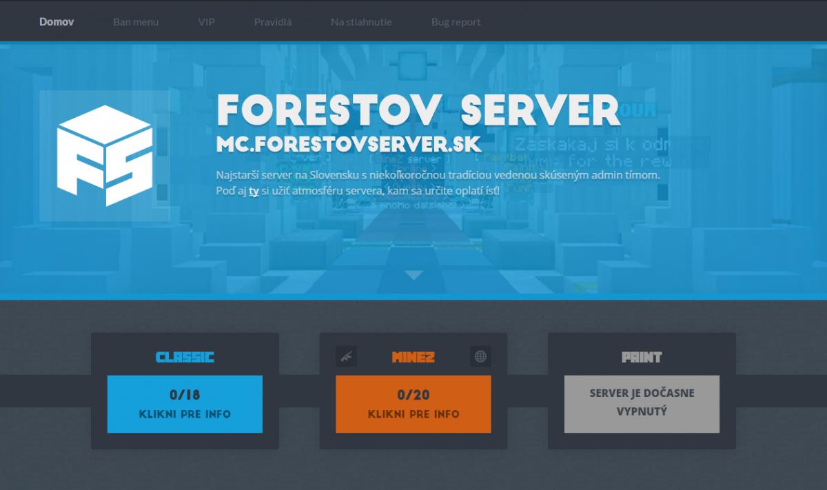 Nový web!